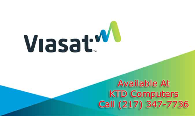 internet via viasat